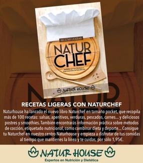 Naturchef. Nuevo libro de recetas