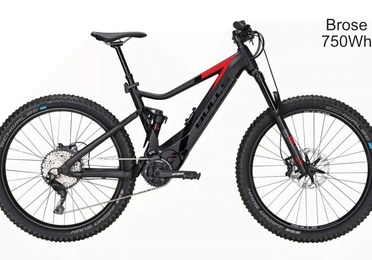 EBIKE BULLS E-STREAM EVO AM3 2020