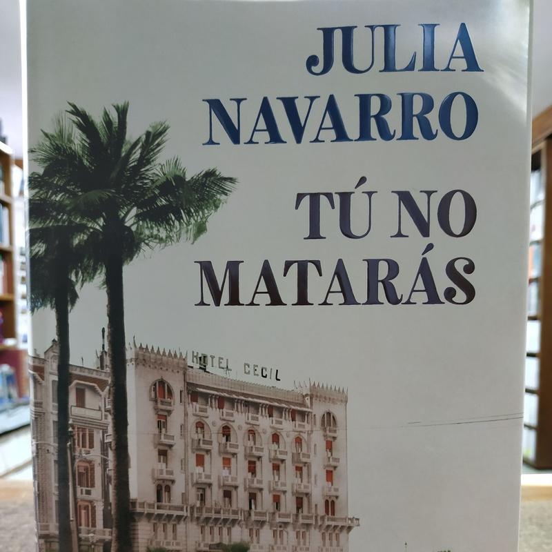 Tú no mataras: SECCIONES de Librería Nueva Plaza Universitaria