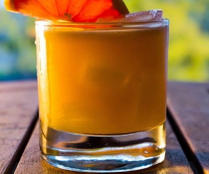 Fat-killer: Carta de Kiwio Juice Bar
