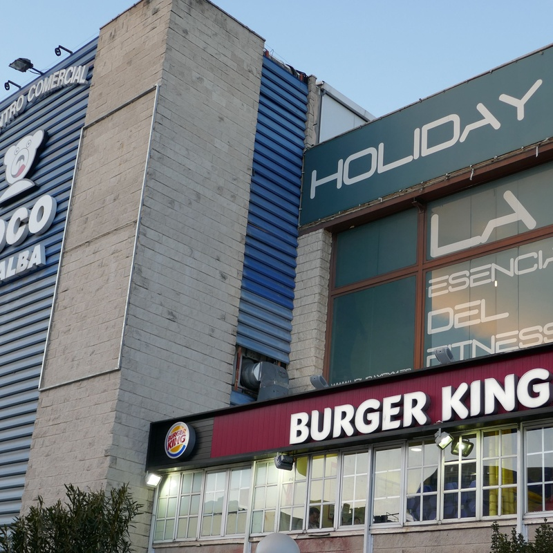 Burguer King: Tiendas de Zoco Villalba