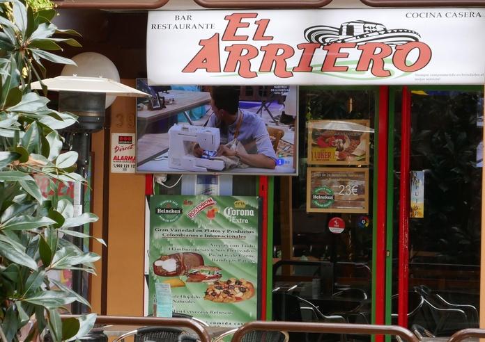 El Arriero: Nuestros locales de Zoco Villalba