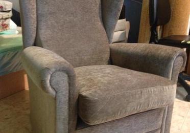 Tapicería de muebles y sofás