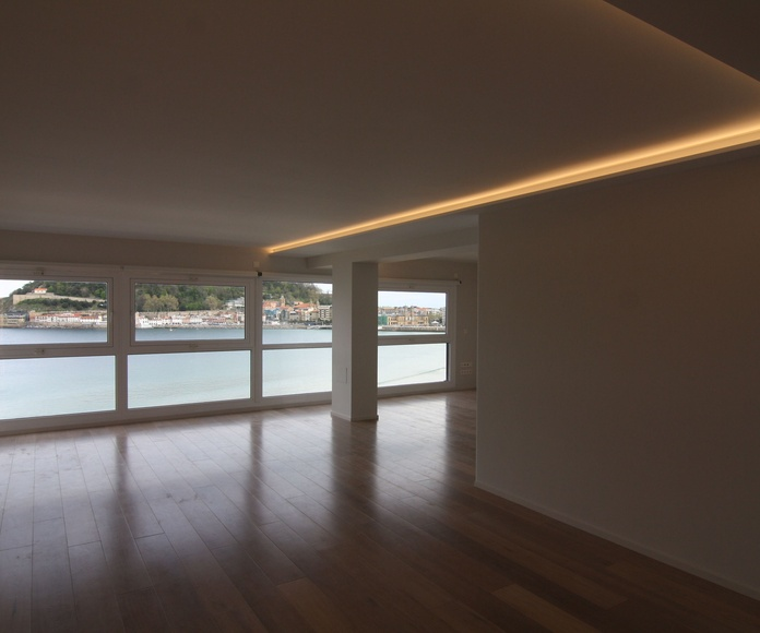 Proyectos de decoración San Sebastián