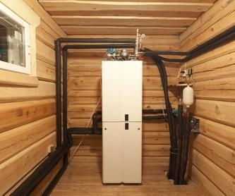 Calefacción: Servicios de Saneamientos Calahorra