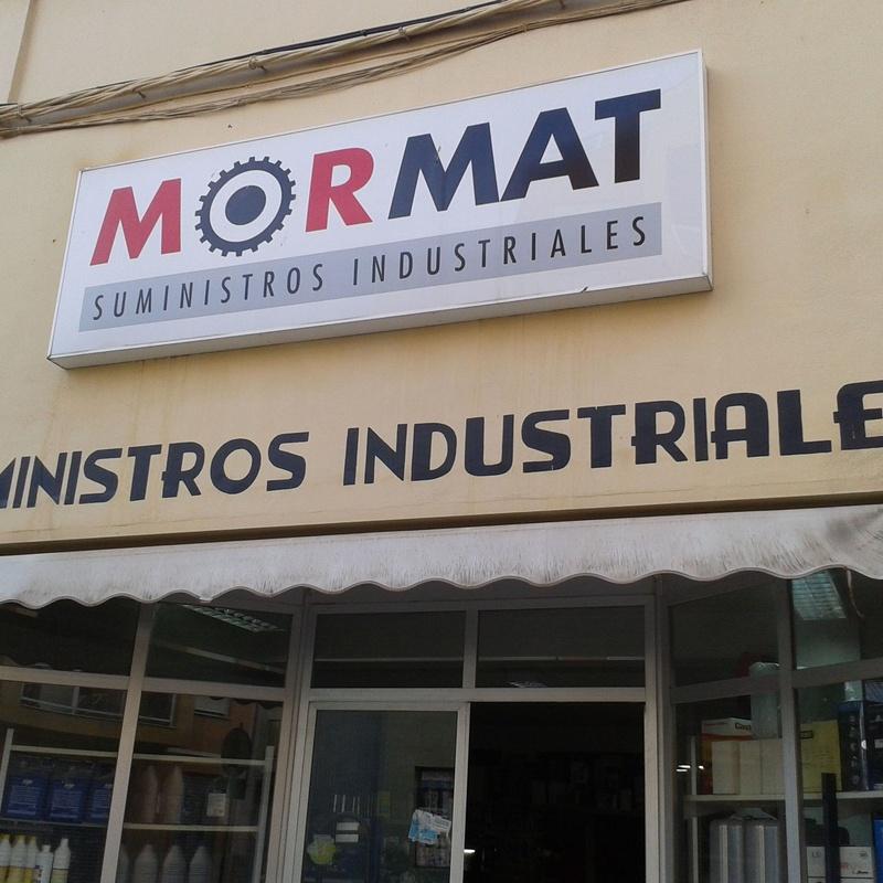 Suministros industriales: FOLLETOS OFERTAS de Mor-Mat