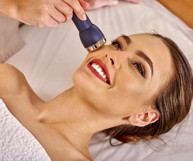 Promoción de Febrero: Radiofrecuencia facial INDIBA