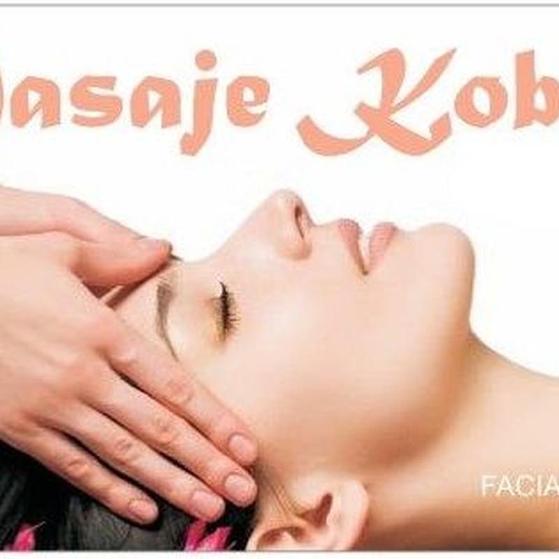 Masaje Kobido: Tratamientos  de Lucía García Belleza y Salud