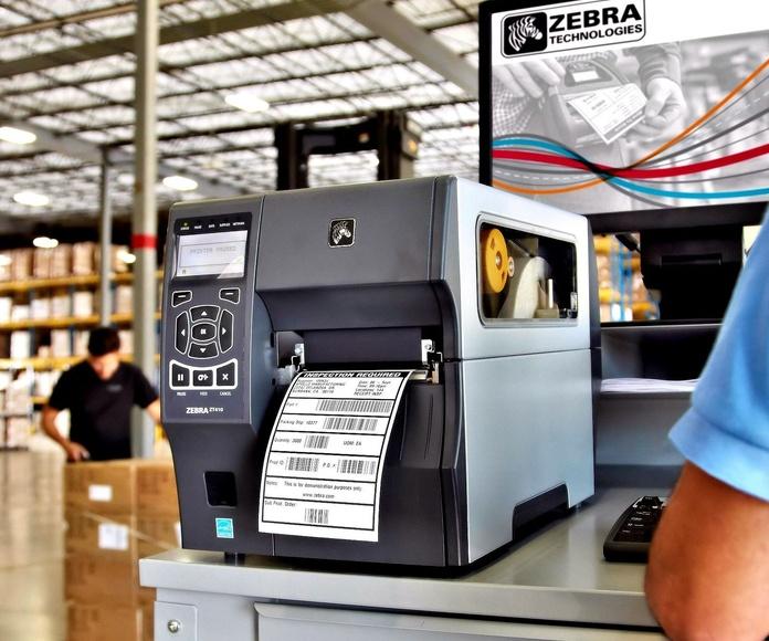 Identificación y Etiquetado: Códigos de Barras: Productos y Servicios de  S T G L O B A L