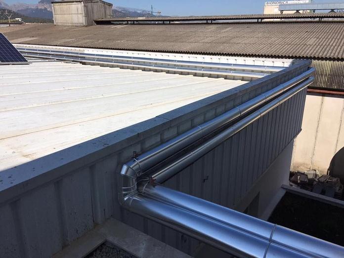 Aislamiento de tuberías: Servicios de MSG Conductos y Climatización