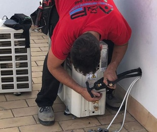 Presupuestos para instalación de aire acondicionado