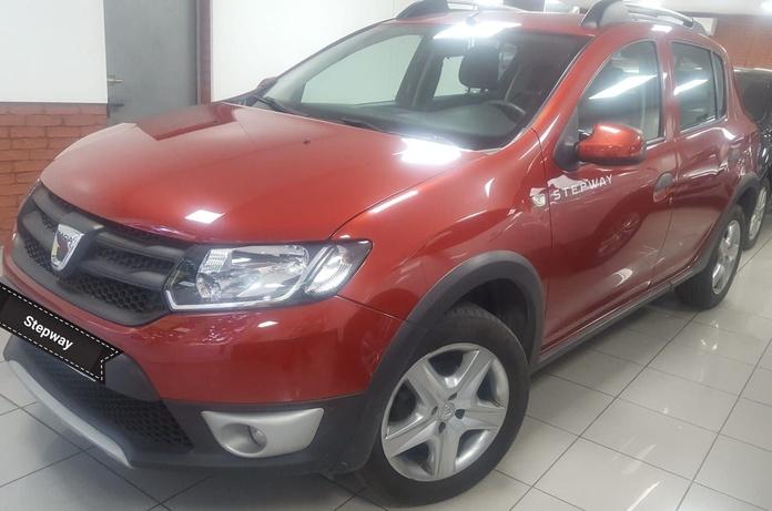 Dacia Sandero Stepway Tce:  de Automòbils Rambla