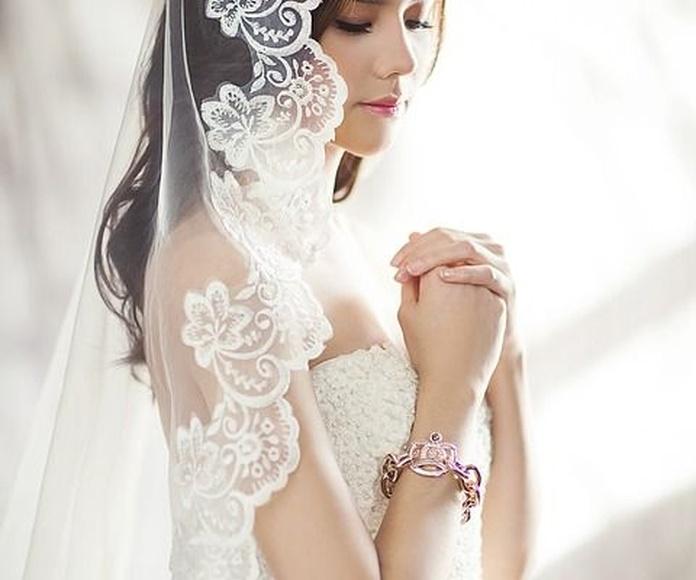Complementos para novia: Catálogo de Castill- Piel Novias y Ceremonia
