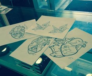 Diseños a mano para tatuajes