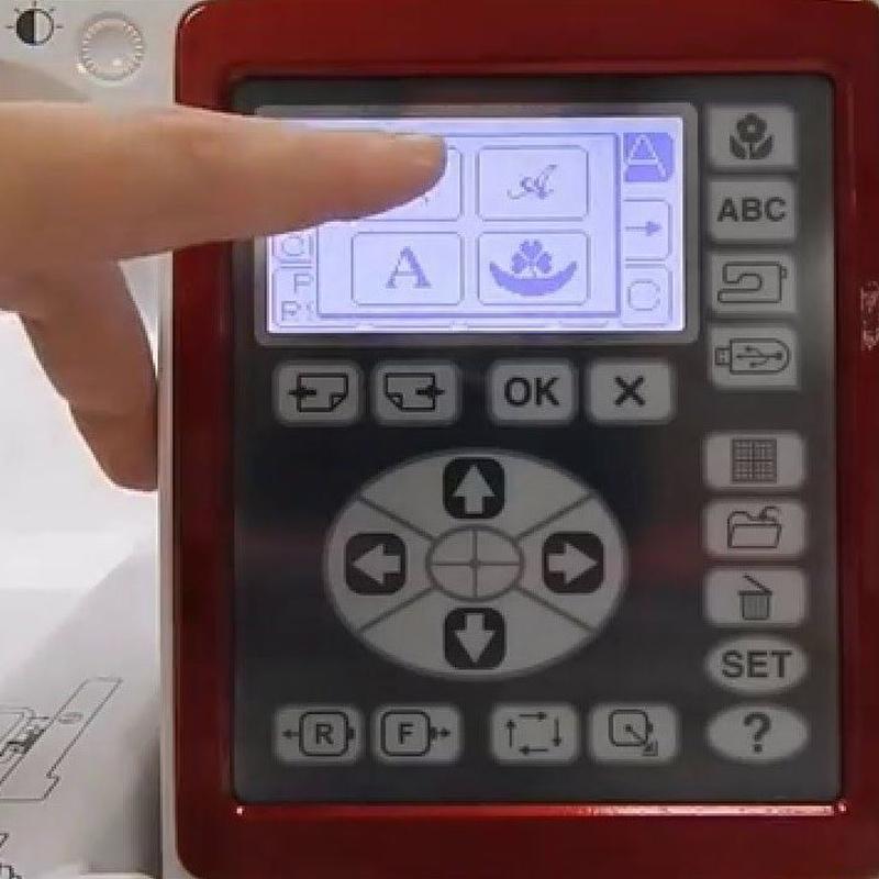 JANOME Memory Craft 230E: Productos de Cotexma