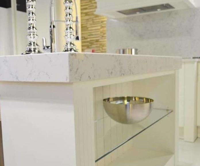 Infer Cocinas. Modelo BOSTON: Productos y servicios de Muebles Marino