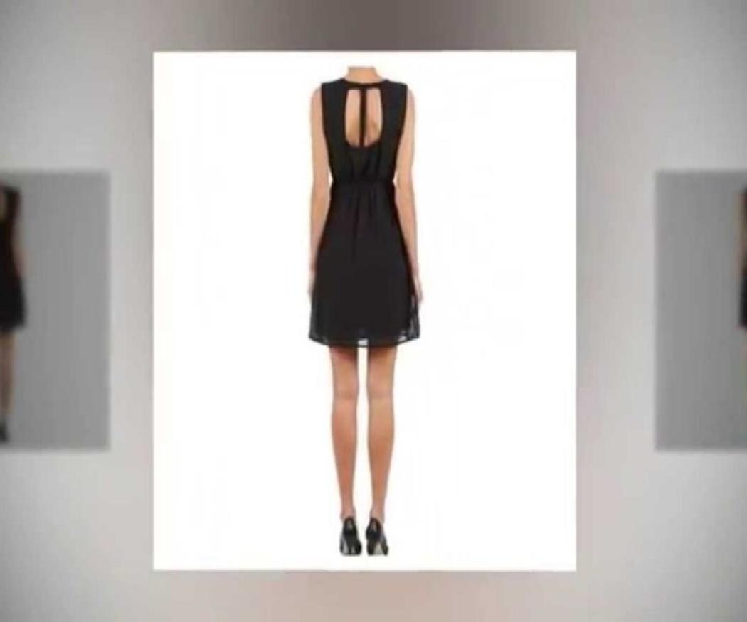 Cómo destacar con el vestido en una fiesta