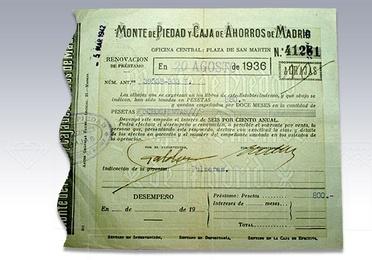 COMPRAMOS PAPELETAS DEL MONTE DE PIEDAD