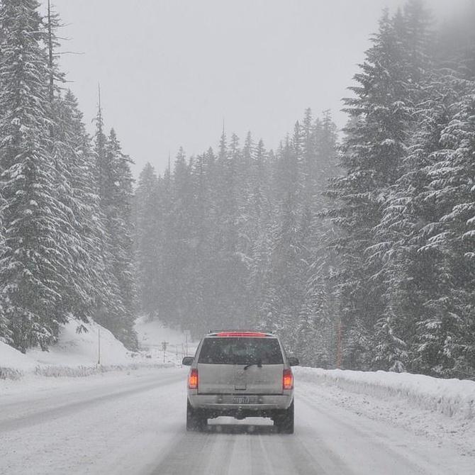 Tu coche a punto en invierno