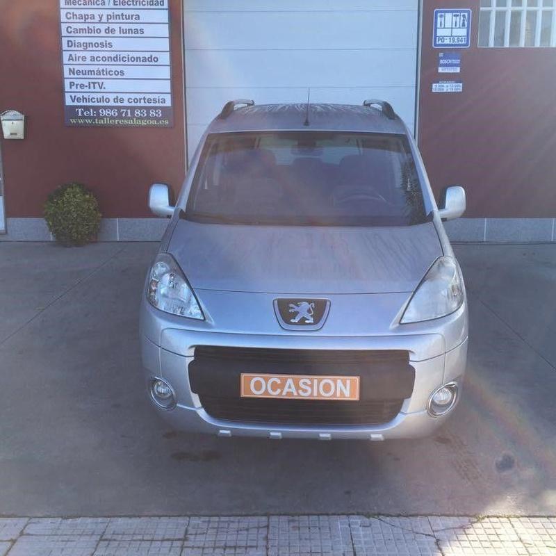 Peugeot 1.6HDI 110CV Outdoor:  de Ocasión A Lagoa