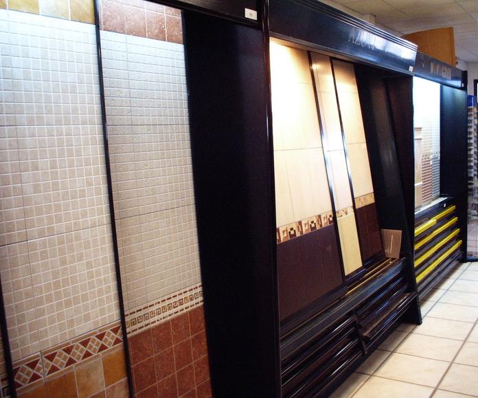 Azulejos de pavimentos: Materiales de construcción de F. Campanero Materiales Construcción, S.L.