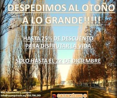 Despedimos el otoño A LO GRANDE!!!!