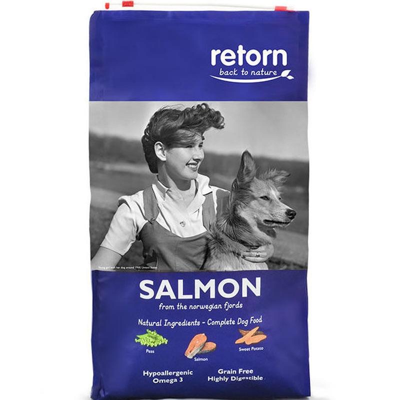 Retorn salmón: Servicios Veterinarios de Kan's&co Clínica Veterinària