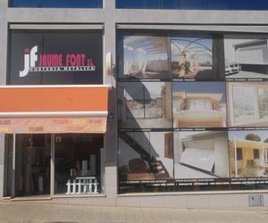 Especialistas en carpintería de aluminio en Mallorca