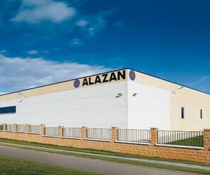 Fábrica de persianas de PVC y aluminio