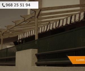 Instalación de toldos en Murcia | Toldos Gea