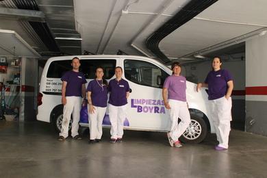 Más información sobre Limpiezas Boyra