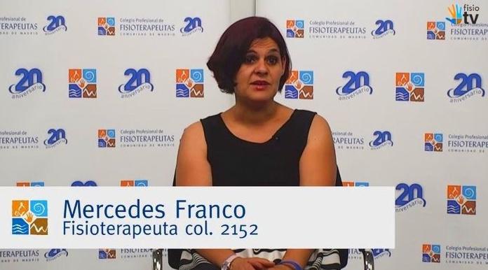 FISIOTERAPIA DERMATOFUNCIONAL. Mercedes Franco, Fisioterapeuta especialista.