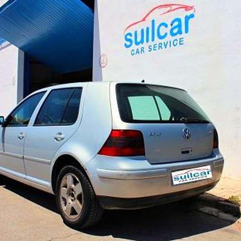 VW GOLF 1.6: Taller y Concesionario de Suilcar Car Service