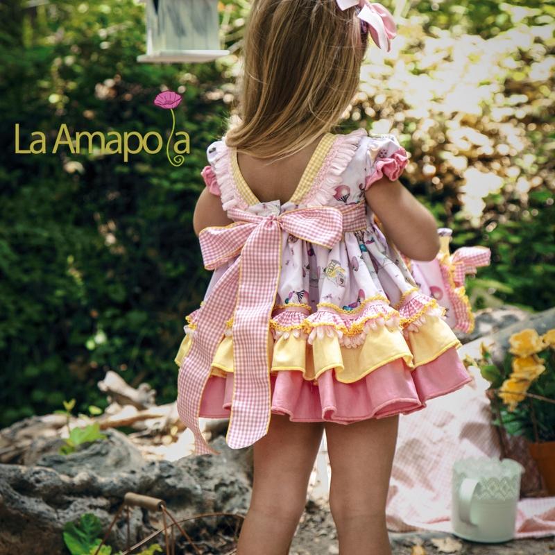 Easter: Catálogo de La Amapola