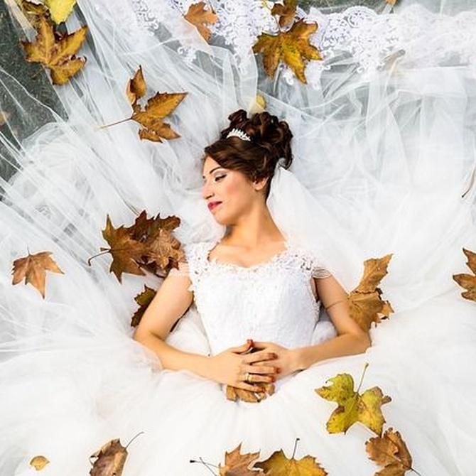 Peinados para boda: escoge según tu rostro