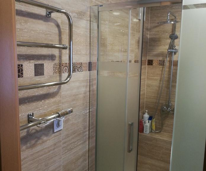 Cambio bañera por plato ducha: Proyectos  de NV Interiores