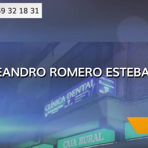 Clínica dental en Ayamonte | Leandro Romero Esteban