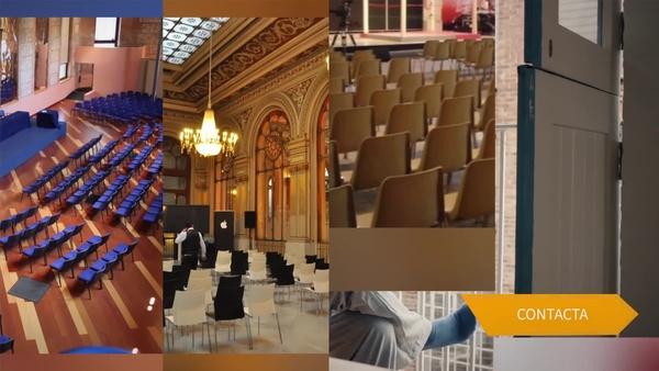 Alquiler de mobiliario para eventos en centro de Madrid con la empresa especialista Constan