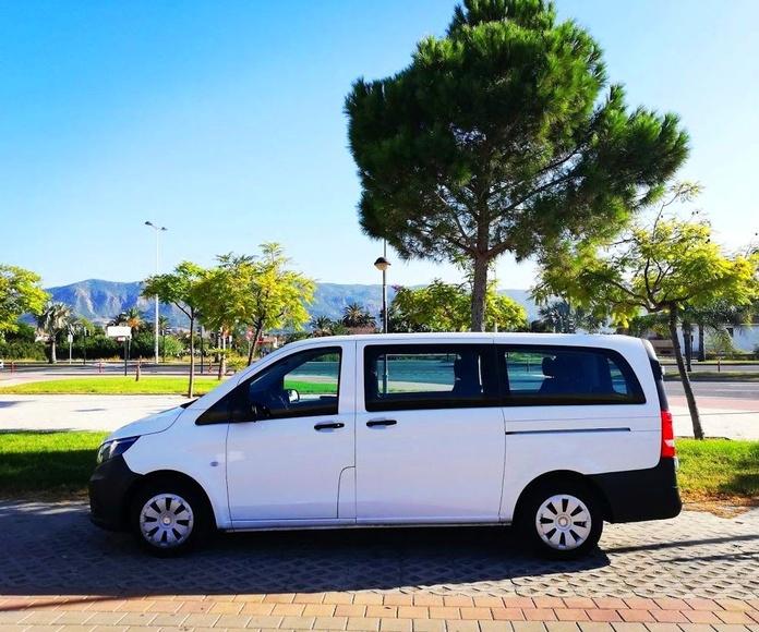 Mercedes Vito 9 pasajeros