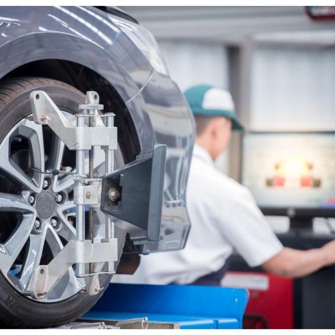 El equilibrado y el alineado de los neumáticos