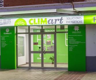 Tienda de energías renovables en Valencia
