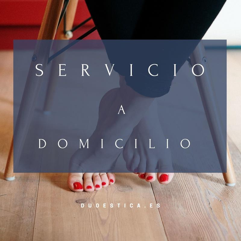 Servicio a domicilio de estética : Servicios de Duoestetica