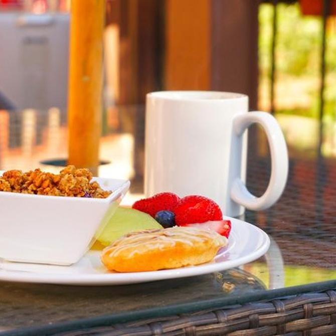 La importancia del buen desayuno