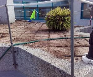 Trabajos de jardinería en Tenerife