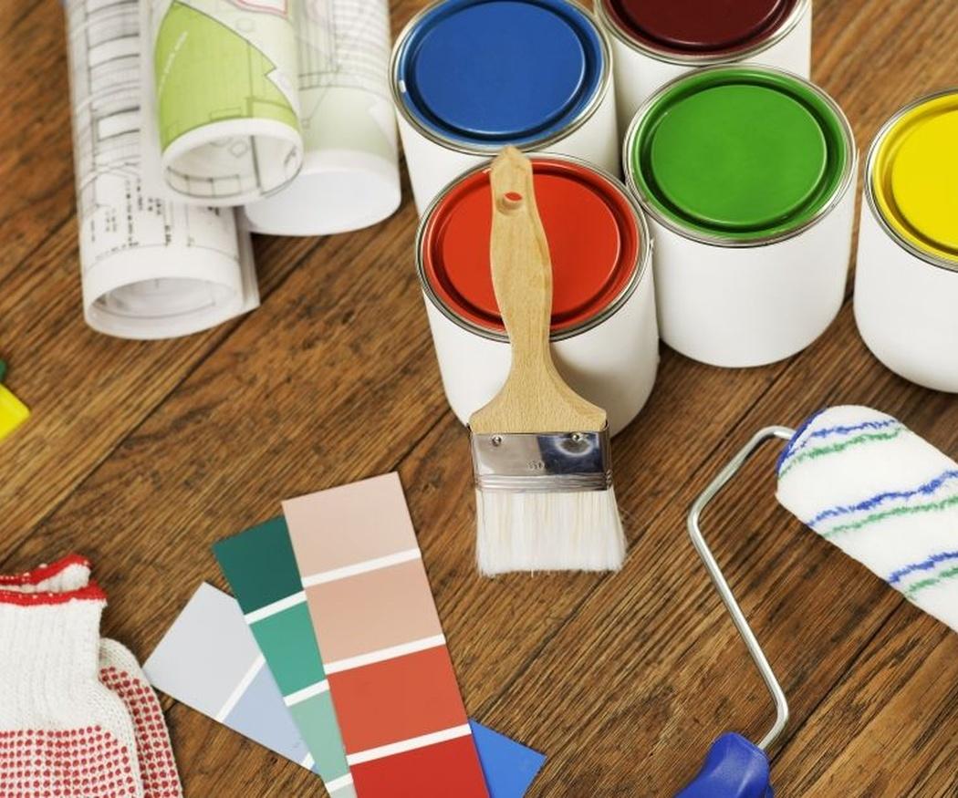Ten en cuenta estos tres detalles al elegir la pintura de tu vivienda