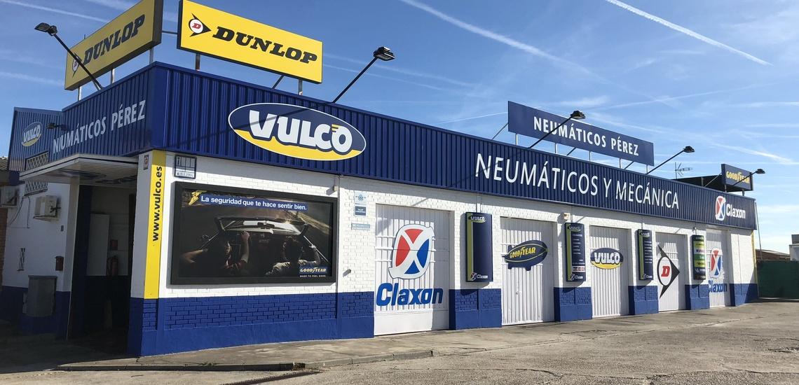 Oferta de neumáticos en Torrejón de Ardoz