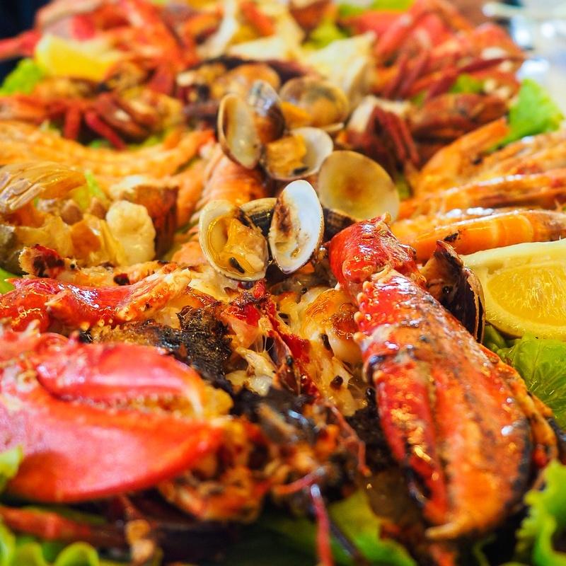 Menú especial: Carta de Restaurante Coral
