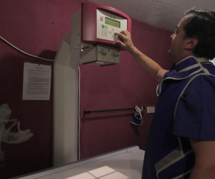 Diagnóstico por imagen: Servicios de Aeropuerto Clínica Veterinaria
