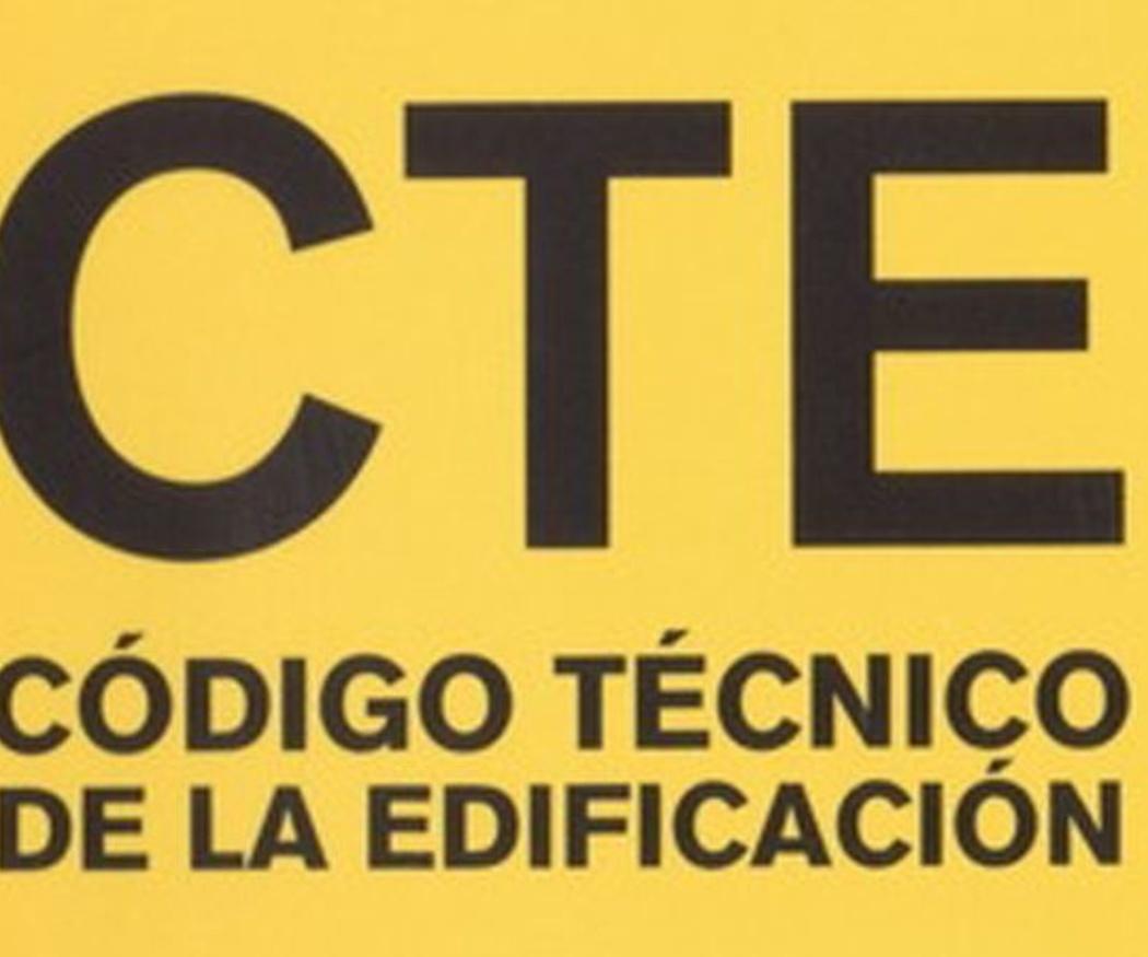 ¿Qué dice el Código Técnico de Edificación (CTE)?