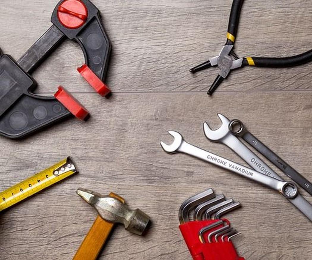 Las herramientas que no pueden faltar en tu casa